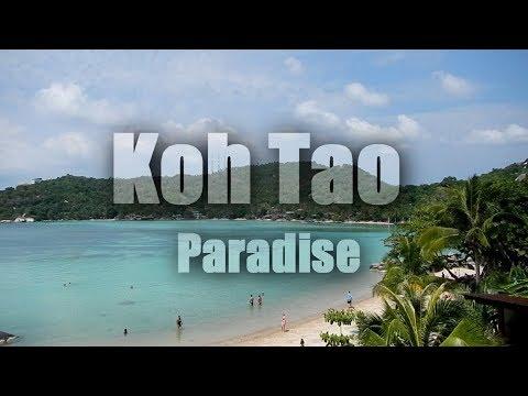 Koh Tao Thailand  Paradise   ( HD 1080 )
