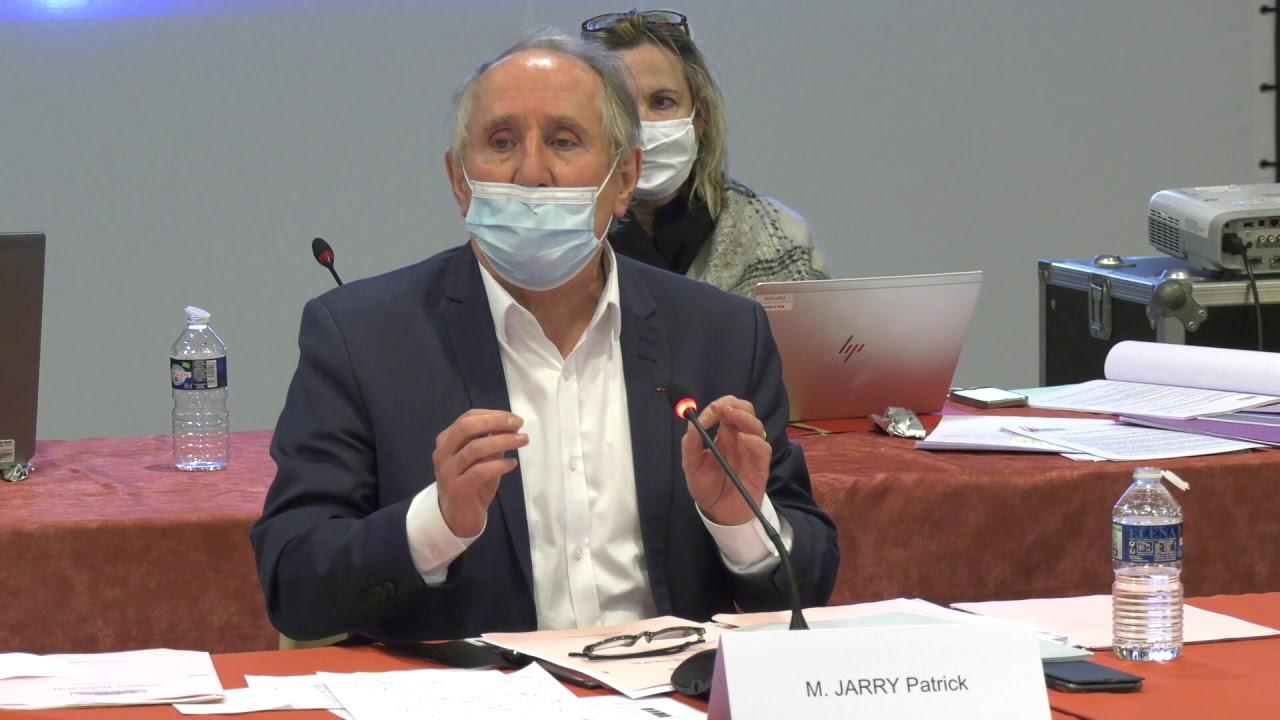 Conseil municipal du 9 FÉVRIER 2021 - Partie V-6 : rapport d'orientations budgétaires