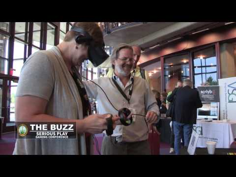 The Buzz: Serious Play Gaming Conference