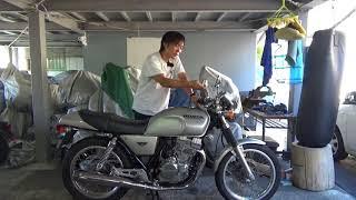 Gb250:ホワイトベースが人気を底上げしたと信じたいバイク