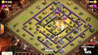 Clash of Clans - War on Mud Alliance - Dominus Heng WiGoWiPe SUCCESS