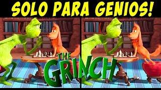 ¡RETO MENTAL MUY DIFÍCIL! ENCUENTRA LAS 10 DIFERENCIAS- EL GRINCH 2018 -THE GRINCH Full Movie