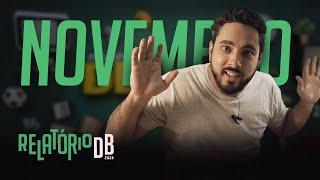 RELATÓRIO DB - NOVEMBRO 2020