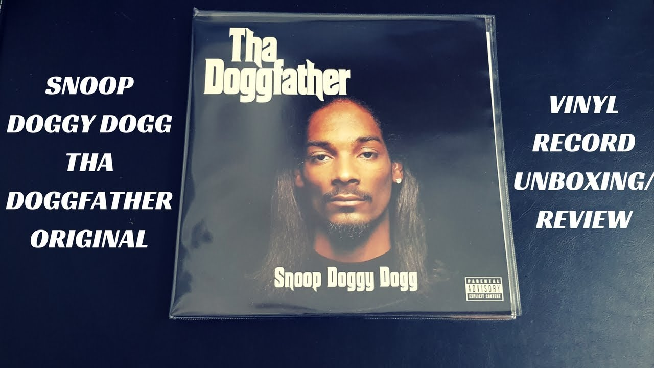 Snoop Dogg Tha Doggfather Original Vinyl Record Unboxing: Snoop dogg vinyl  records