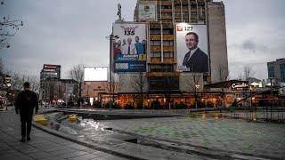 Au Kosovo, deux générations s'affrontent lors des législatives