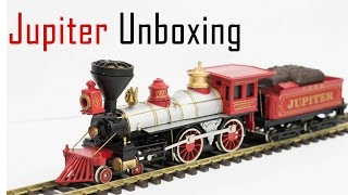 Unboxing The Airfix 4-4-0 No.60