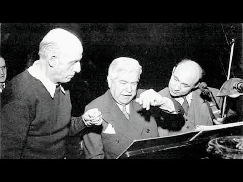 Artur Schnabel: Symphony No.1 - Mitropoulos - Minneapolis S.O. (1946)