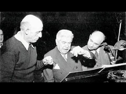 Artur Schnabel: Symphony No.1 - Mitropoulos - Minneapolis S.O. (1946)