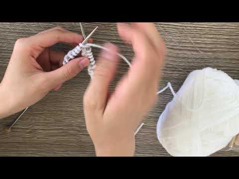 Hướng dẫn đan chiếc khăn len cho các bạn p1 | Foci