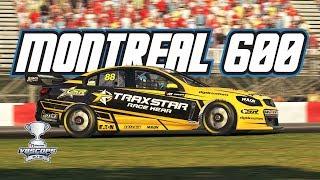 iRacing: V8SCOPS Montreal 600 - Race 1 (V8 Supercar @ Montreal)