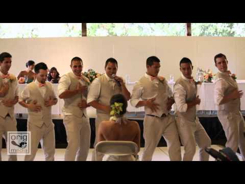 Logan's Amazing EPIC Surprise Wedding Dance for Kailee
