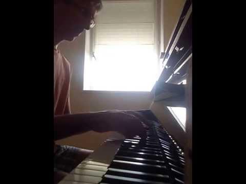 Composition piano   Entre d'eux