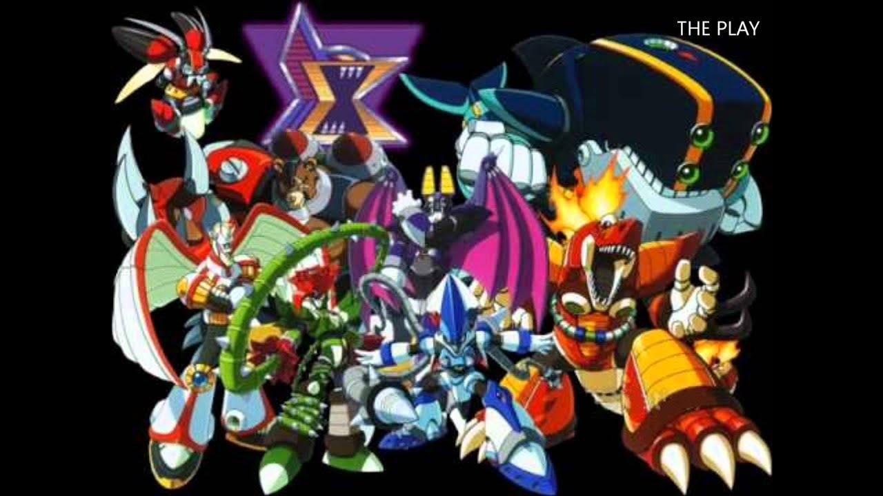 Mega Man X5 Free Download Full Version PC Game