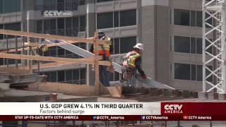 The factors behind the U.S. economic surge