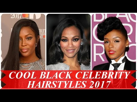 Cool black celebrity hairstyles 2017