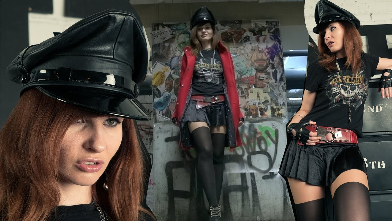 Street Fashion - Axl Rose Style Of Clothing By Jeny Smith -3123