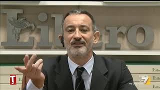 """Pietro senaldi: """"renzi è diventato il leader di italia viva e del pd. perchè zingaretti non ..."""