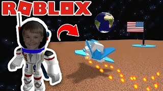 EXPLORING THE SPACE in ROBLOX MOON TYCOON | VOLTRON EVENT | COLLECTING BAYARDS
