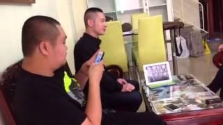 Hướng dẫn ca sĩ Hoàng Hải hát bài Chiếc áo Bà Ba