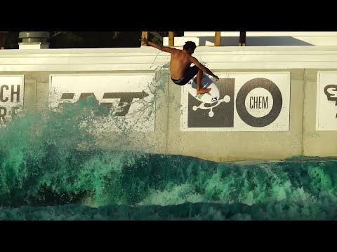 Raw Clips of Mason Ho, Yago Dora, Michael Rodrigues at BSR Surf Resort | SURFER X ...LOST