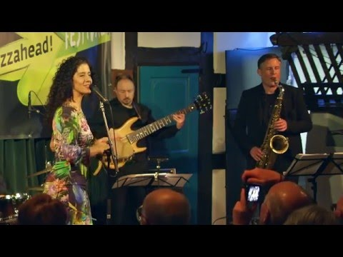 Marcia Bittencourt - Só danço samba - Jazzahead 2016