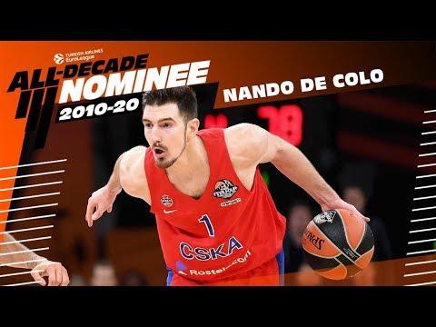 All-Decade Nominee: Nando De Colo