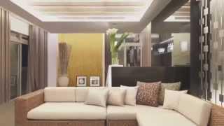 Декоративная краска Alpina Linie Effekt, техника нанесение декоративной краски видео