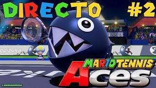 Vídeo Mario Tennis Aces