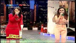 Video Ayu Ting Ting feat Siti Badriah - Pokoke Joget Canda Metropolitan MNCTV 13 Oktober 2014 download MP3, 3GP, MP4, WEBM, AVI, FLV Agustus 2017