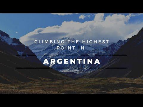 Argentina - Aconcagua