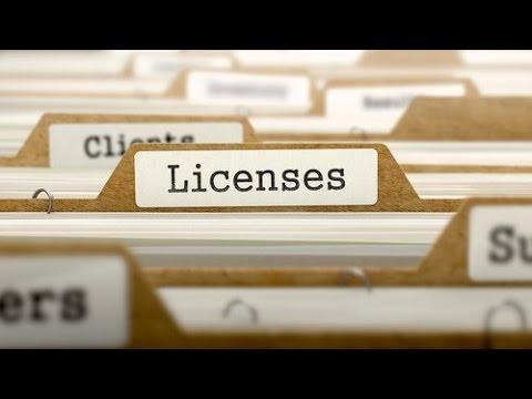 Understanding a Business License -- 60 Second Business Tip