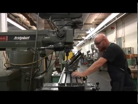 U.S. Army Watervliet Arsenal's First-Year Apprentices