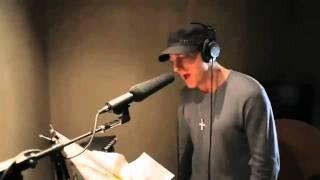 Eminem - Lipton Brisk Super Bowl Commercial (Behind The Scenes)