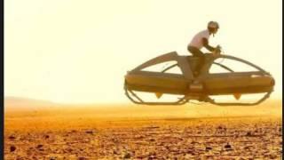 technology in desert