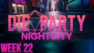 Nightcity ~ Low Life Character Creation - Cyberpunk 2020 | Week 22
