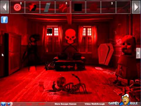 Old horror house escape video walkthrough youtube for Classic house walkthrough