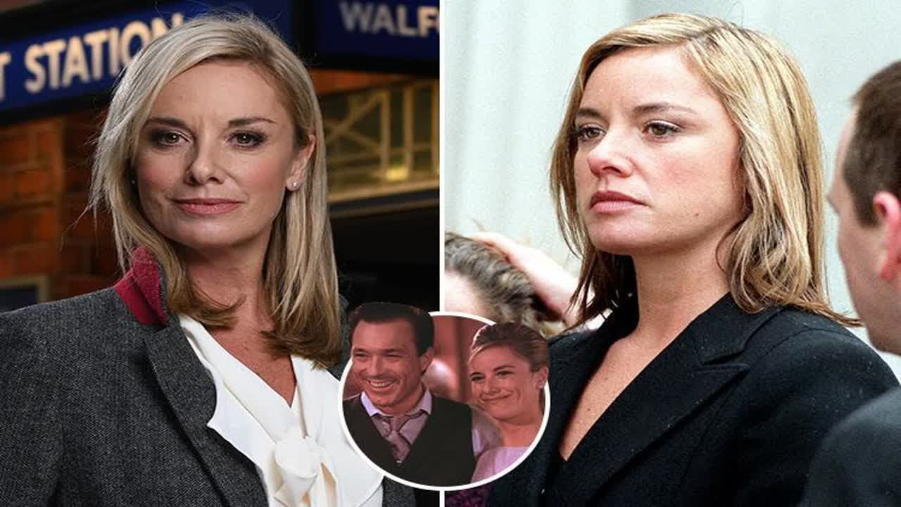 Tamzin Outhwaite to make shock return to EastEnders as ...