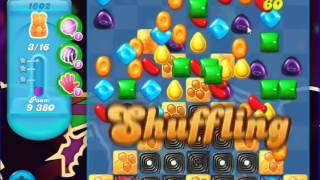 Candy Crush Saga SODA Level 1602 CE