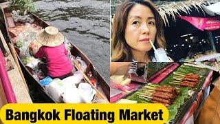 Khlong Lat Mayom Floating Market - BANGKOK FLOATING MARKET FOOD