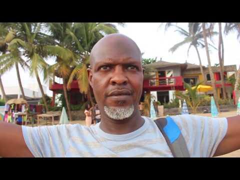 talent késsé: le picasso sénégalais le grand sadio l'artiste peintre nous montres ses tableaux