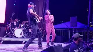 K. Flay with Tom Morello SXSW2019