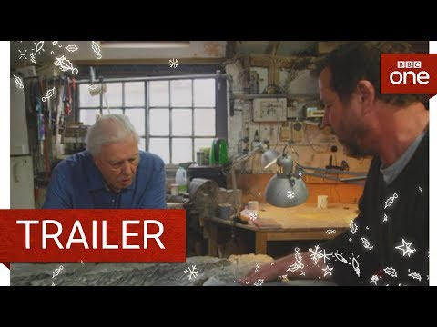 Attenborough & The Sea Dragon: Trailer - BBC One