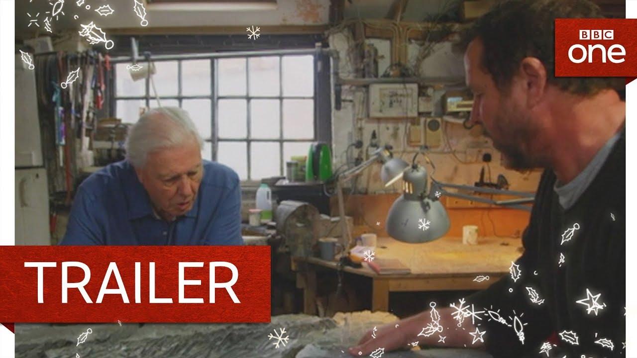 Attenborough & The Sea Dragon: Trailer - BBC One