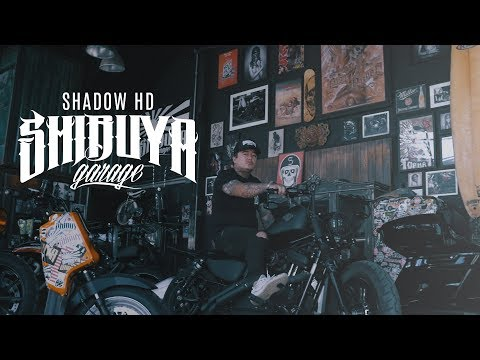SHADOW HARLEY | SHIBUYA GARAGE
