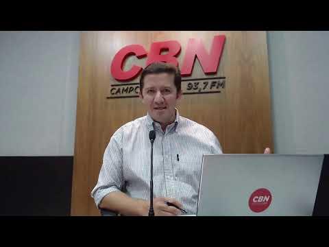 CBN Campo Grande (12/07/2019) - com Otávio Neto