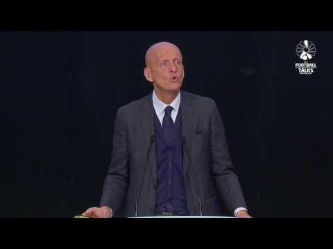 Football Talks - apresentação de Pierluigi Collina