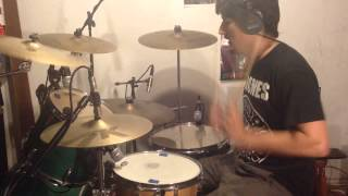 "Foo Fighters - ""Big Me"" Drum Cover"