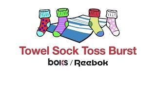 May 30th BOKS Burst: Towel Sock Toss