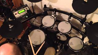 AC/DC - For Those About To Rock (We Salute You) (Roland TD-12 Drum Cover)