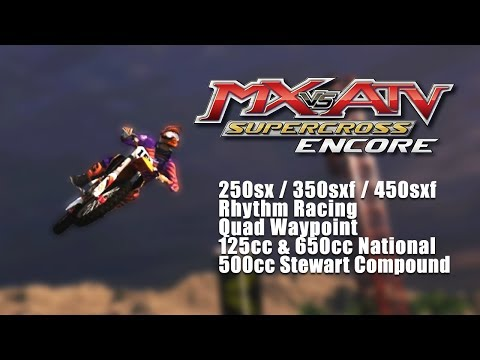 MX vs ATV Supercross Encore! - Gameplay/Walkthrough - Riding With Variety #3!